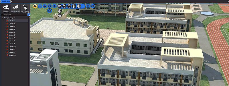 nupsys, nusim, 3d visualization, safety of students, welfare of students, protection on campus