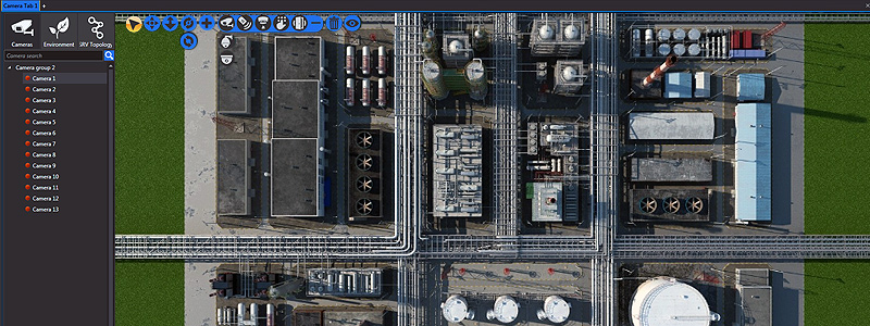 nupsys, nusim, 3d visualization, oil and gas, oleoduct, refineries, big data, platforms