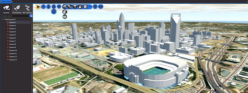 nupsys, nusim, 3d visualization, smart cities, intelligent infrastructures, applications for cities
